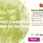 """Wand'Event : """"Meet Smile4Peace"""", le 10 octobre 2015 à Paris"""