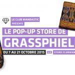 Club Wandastic : Le Pop-Up eStore Grassphields est en ligne !