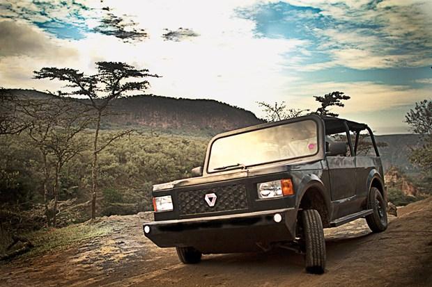 کار بنایا افریقہ کریں Mobius-کینیا-jewanda