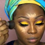 Vidéo : Idée maquillage pour les fêtes - Couleurs vives !