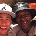 Sport : Neymar, nouvelle égérie de la Air Jordan !