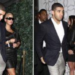 People : Drake colle-t-il la petite Amber Rose ?