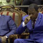Vidéo : Le Président du Bénin surpris en pleine séance de toilette - Ça sor...