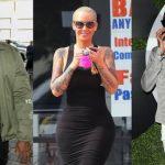 People : Amber Rose déballe les secrets de Kanye West sur Twitter à la suit...