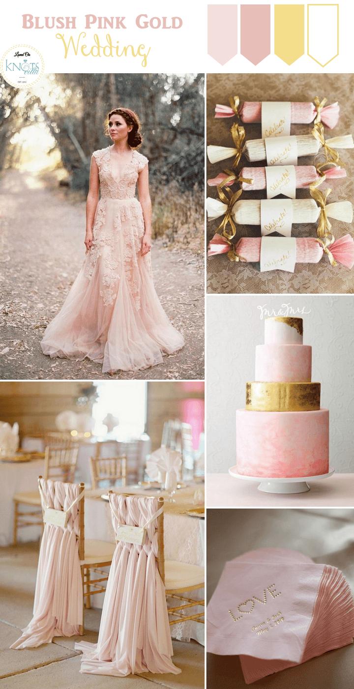 mariage-rose-poudre-or-jewnda