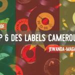 Musique : TOP 6 des labels camerounais