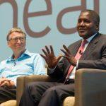 News : Aliko Dangote et Bill Gates s'unissent pour combattre la malnutritio...