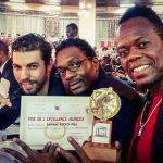 """Récompense : Samuel Eto'o reçoit le """"Prix de l'Excellence Jeunesse&quo..."""