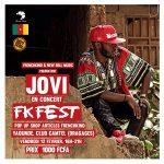 Wand'Event : Jovi en concert ce 12 février 2016 à Yaoundé (Cameroun)