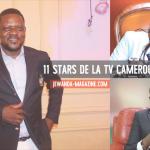 TV : 11 stars de la télé camerounaise - L'équipe type...