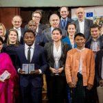 Récompense : La commission européenne décerne le prix Lorenzo Natali 2015 a...