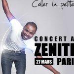 Wand'Event : Franko en concert au Zénith de Paris le 27 mars 2016