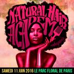 Wand'Event : La Natural Hair Academy 2016, le 11 juin à Paris