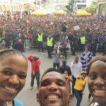 People : Samuel Eto'o crée l'euphorie dans la ville de Douala