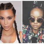 People : Après Kim Kardashian, Brenda Biya se met aux nattes