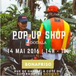 Wand'Event : Pop-Up Shop FrenchKind le 14 mai 2016 à Douala (Cameroun)