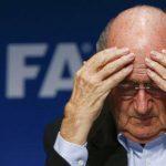 Wandayant : Sepp Blatter - « J'ai déjà vu un tirage au sort truqué de mes p...