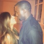 People : Kim Kardashian et Kanye West célèbrent leurs 2 ans de mariage à Ro...