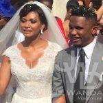 Wand'Event : Le mariage de Samuel et Georgette Eto'o - Quelques invités Peo...