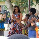 People : Michelle Obama promet 100 millions de dollars pour l'éducation de ...