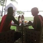 People : La lune de miel de Samuel et Georgette Eto'o à Bora Bora