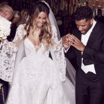 "People : Ciara et Russell Wilson se sont dit ""oui"" !"