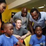 People : Mark Zuckerberg en visite surprise à Lagos !