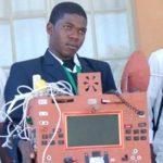 Tech : Namibie, un jeune élève invente un téléphone sans carte SIM et émet ...
