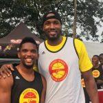 People : Samuel Eto'o s'éclate à Kinshasa avec Serge Ibaka !