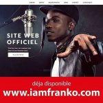 Musique : Franko dévoile son site internet