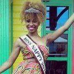 """Interview : Aurelye Danglades, Miss Nappy 2016, dévoile son projet """"Je..."""