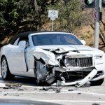 People : Kris Jenner fait un accident en Rolls Royce