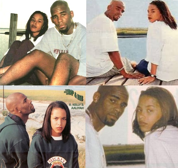 People   R Kelly...R Kelly And Aaliyah Child