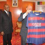 News : Le FC Barcelone, le Real et l'Atletico Madrid offrent du matériel sp...