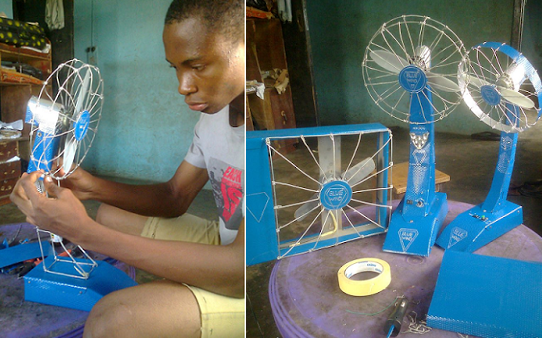 jeune-nigerian-farbrique-ventilateur-sans-electricite-jewanda-1