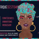 Wand'Event : L'Afrique c'est chic forum 2016 - Paris