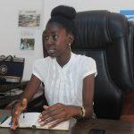 Wandayant : Une jeune centrafricaine de 17 ans nommée directrice de Plan In...