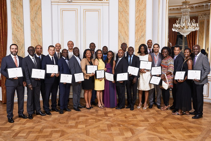 les-leaders-economique-africains-recoivent-certificat-lead-campus-jewanda