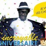 Wand'Event : L'incroyable anniversaire de Manitou le 18 novembre 2016 à Libreville (Gabon)