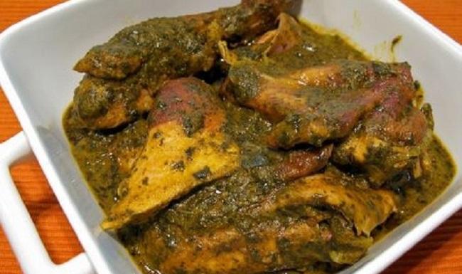Cuisine saka saka au poulet fum congo je wanda magazine - Comment cuisiner poulet fume ...
