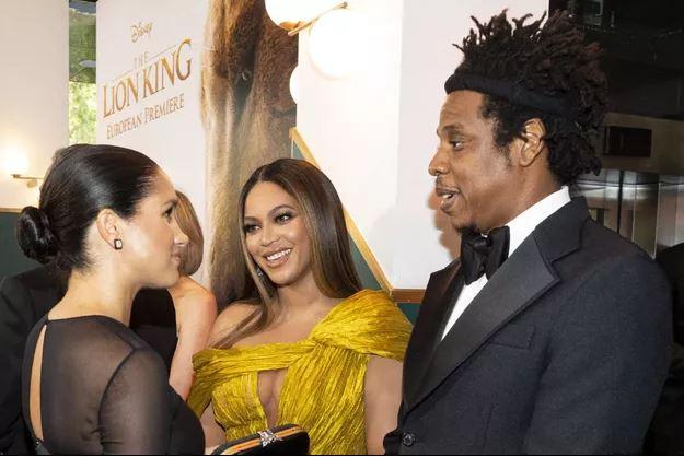 Le Message De Beyoncé À Meghan Markle Après Son Interview Choc Avec Oprah Winfrey