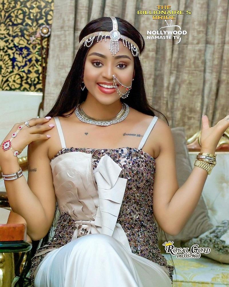 Regina Daniels Fait Son Grand Retour À Nollywood !
