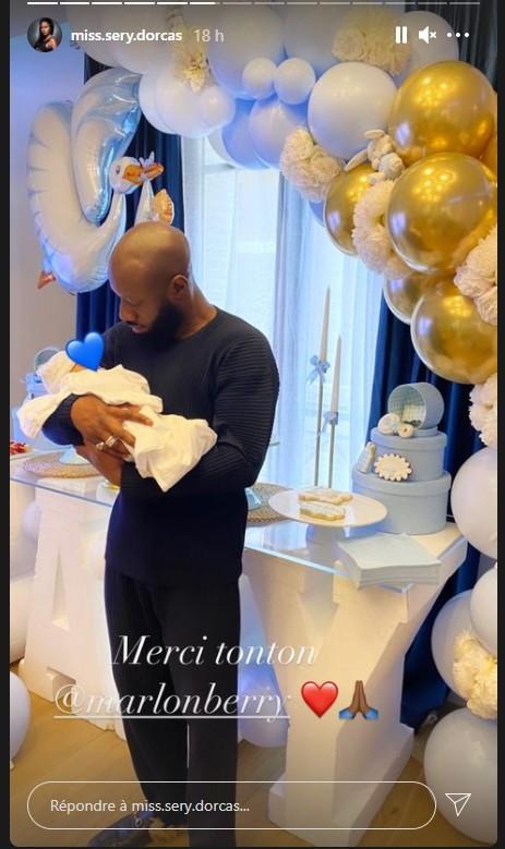 Sery Dorcas Accouche De Son Deuxième Bébé
